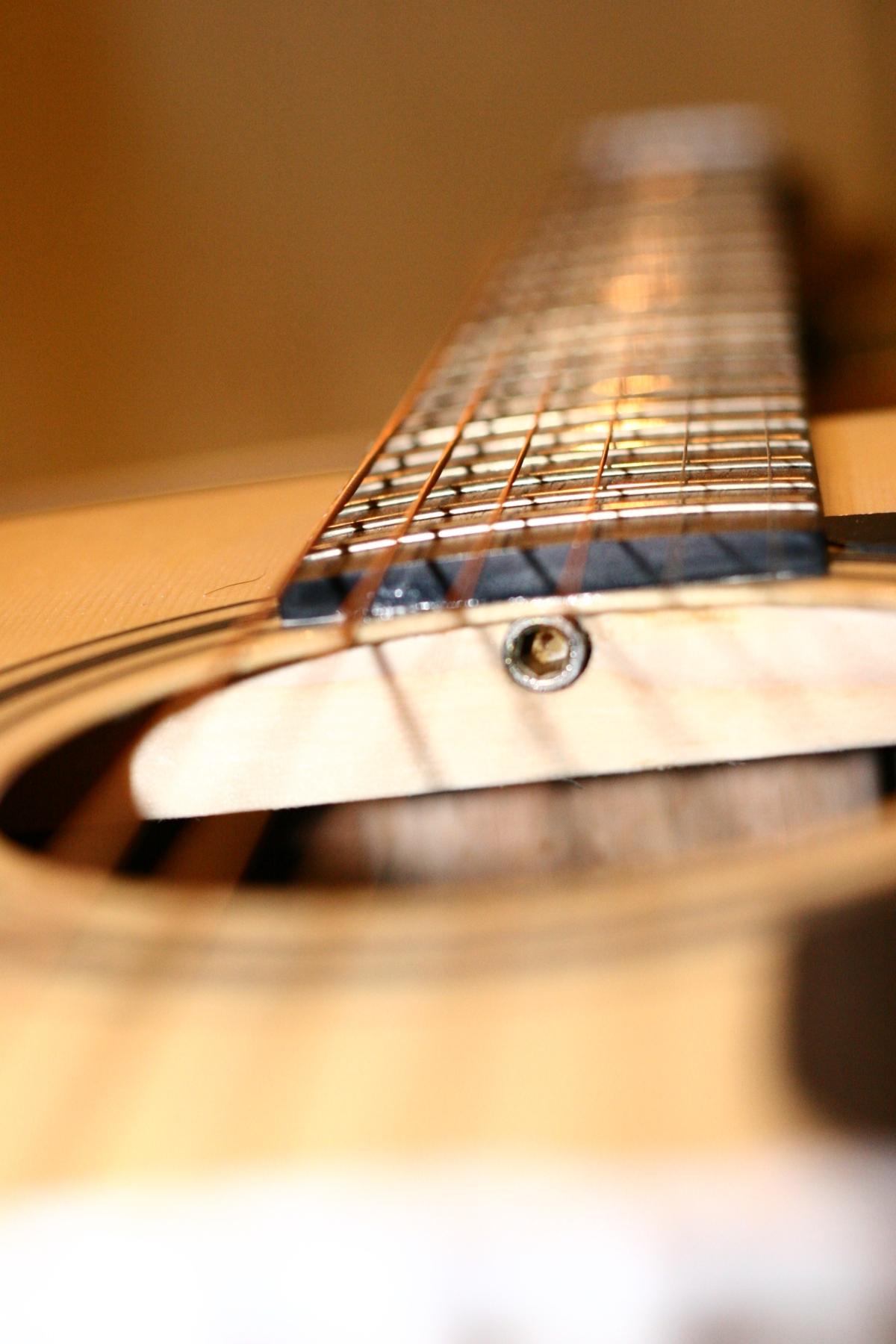 Father's Guitar – by KATEJONES