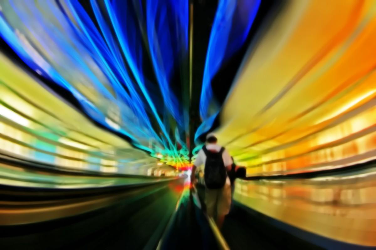 The Dying Time Traveler – by MILEVAANASTASIADOU