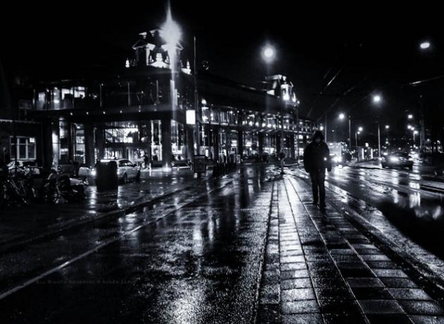 Friday Night by BenjaminFinateri